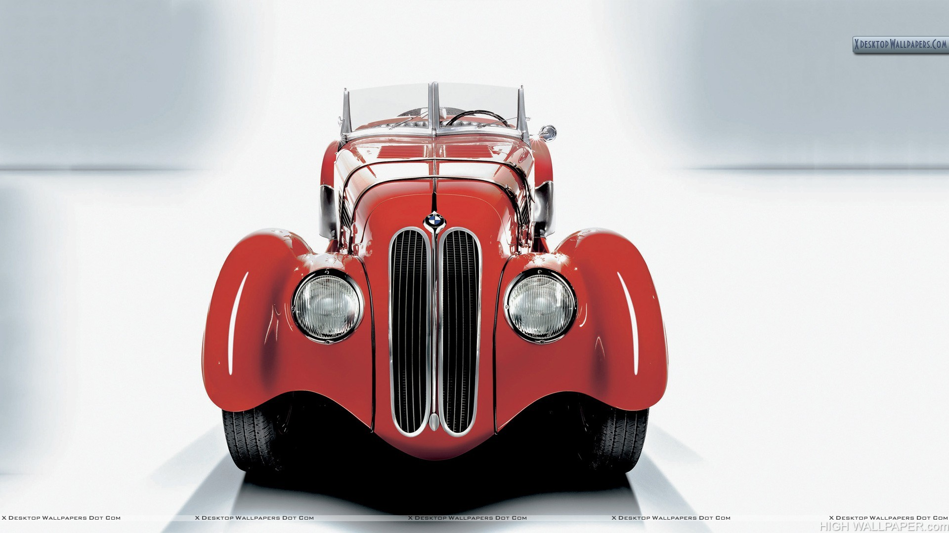 1936 Bmw Red Color