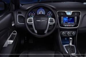 2011 Chrysler 200 Convertible Interior