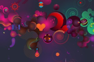 Abstract-Cartoon-Wallpaper
