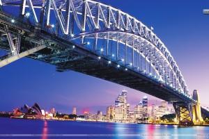 Amazing Sydney Bridge Closeup