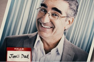 American Reunion   Eugene Levy, Jim's Dad