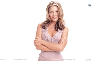 Andrea Parker in Modeling Pose Looking Front