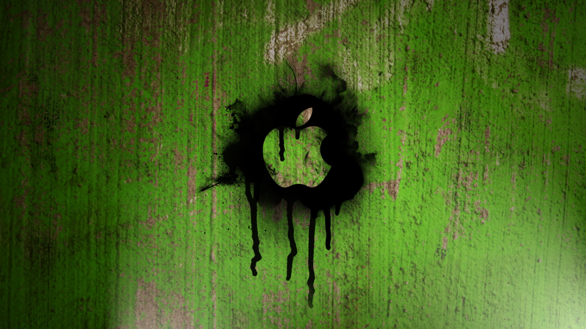 Apple-Spray-Paint-Wallpaper