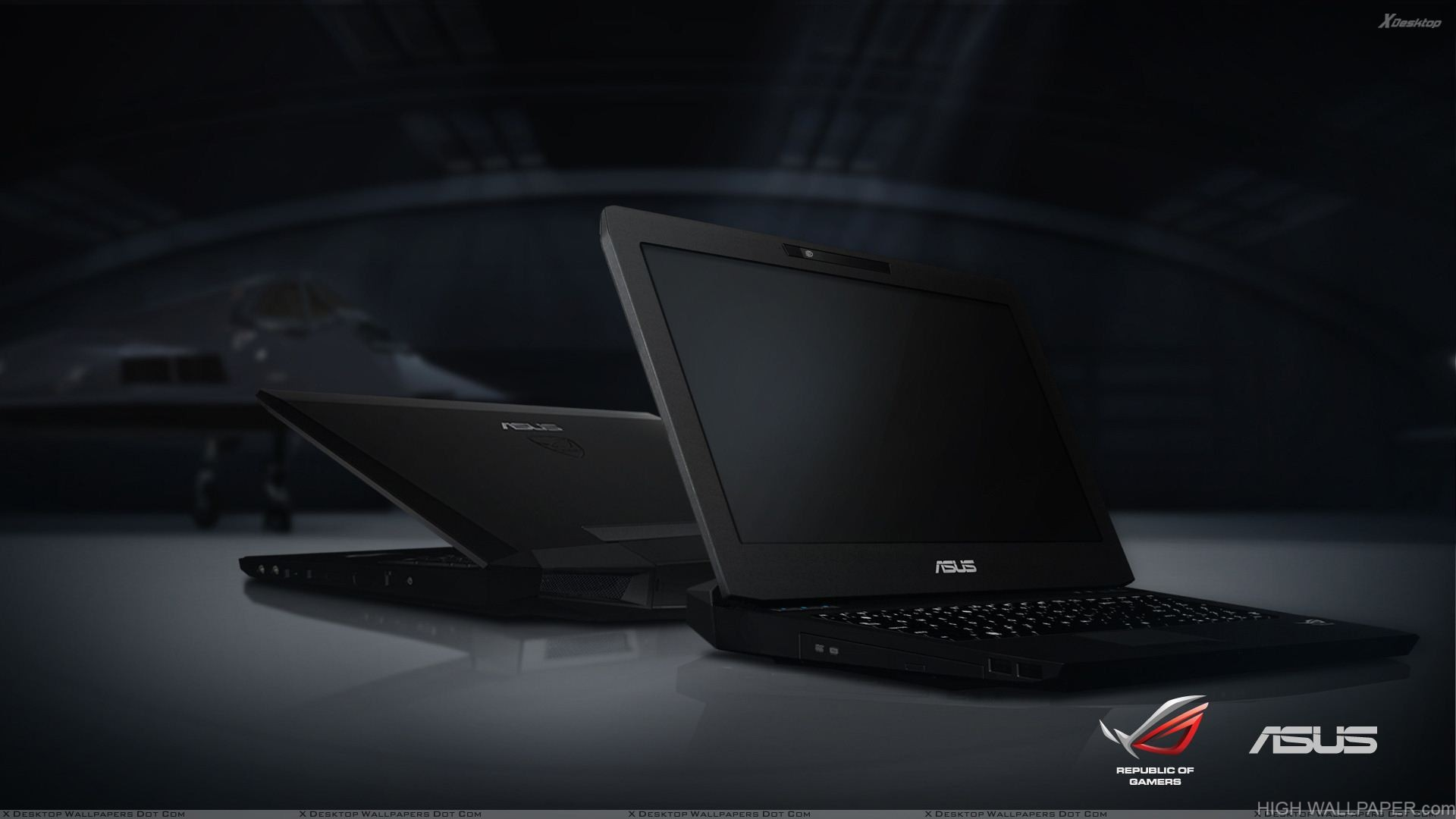 Asus Notebooks   Republic Of Gamers