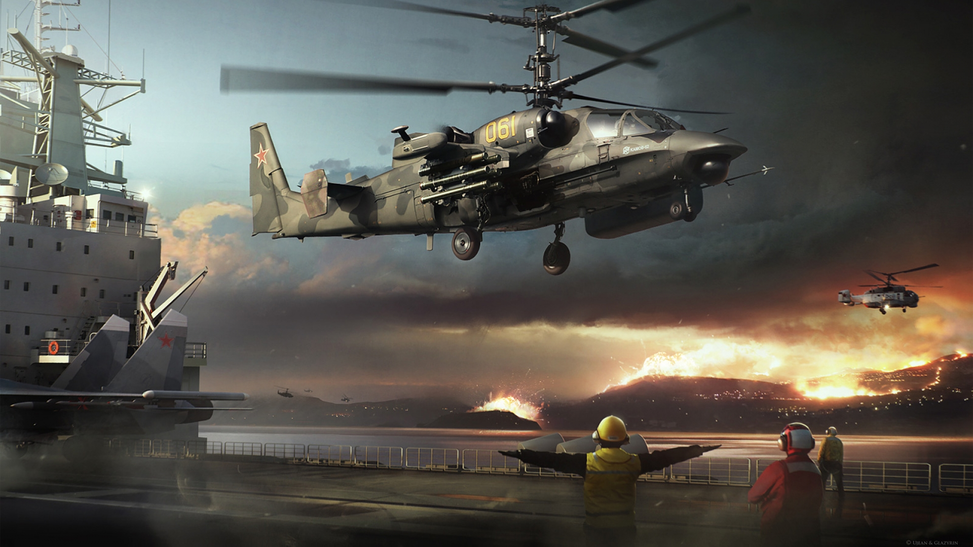 Attack-Helicopter-Wallpaper