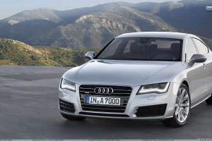 Audi A7 Sportback Silver