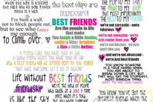 Friendship quotes - Polyvore