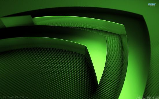 Green Metal Art Background