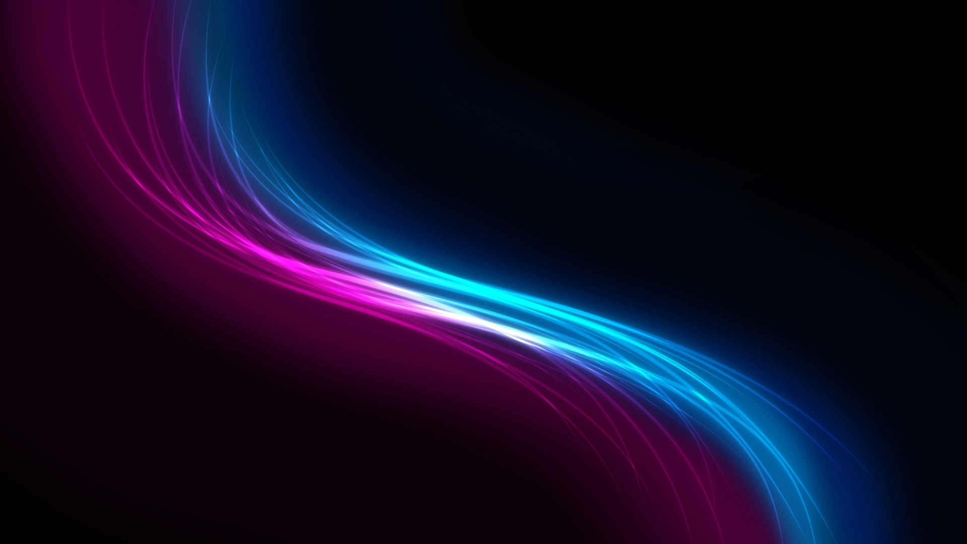 Abstract Swirls Wallpapers Hd Desktop And Mobile: Black-Swirl-Wallpaper HD Wallpaper