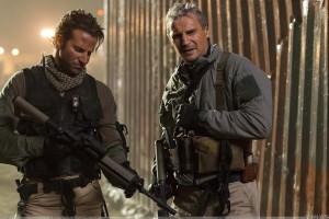 Bradley Cooper Gun In Hand