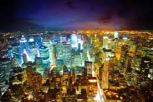 Brightly-Lit-City-Wallpaper