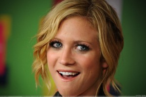 Brittany Snow Smiling Cute Eyes Face Closeup