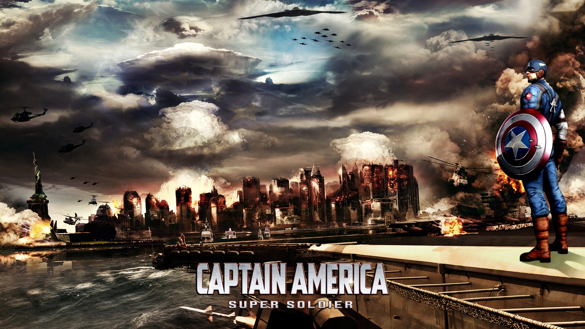 Captain-America-Destruction-Wallpaper