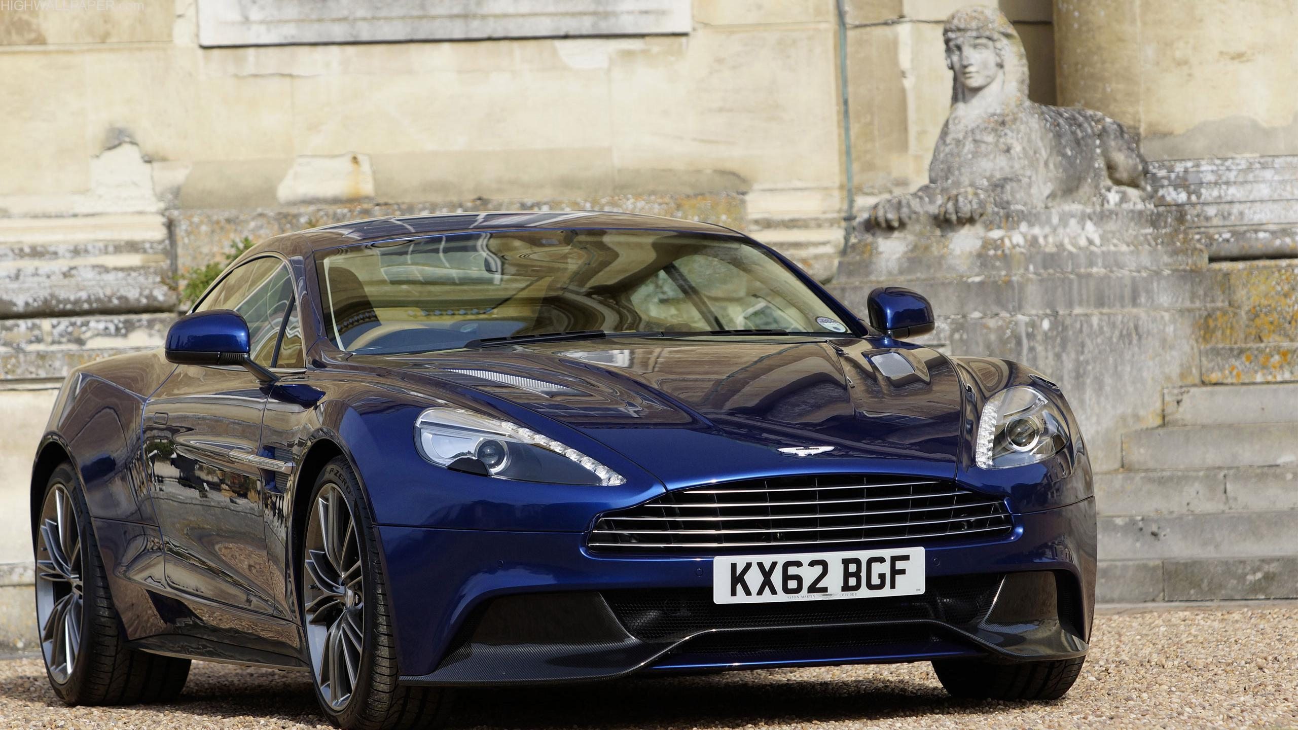 Blue Masserat Vanqush Front