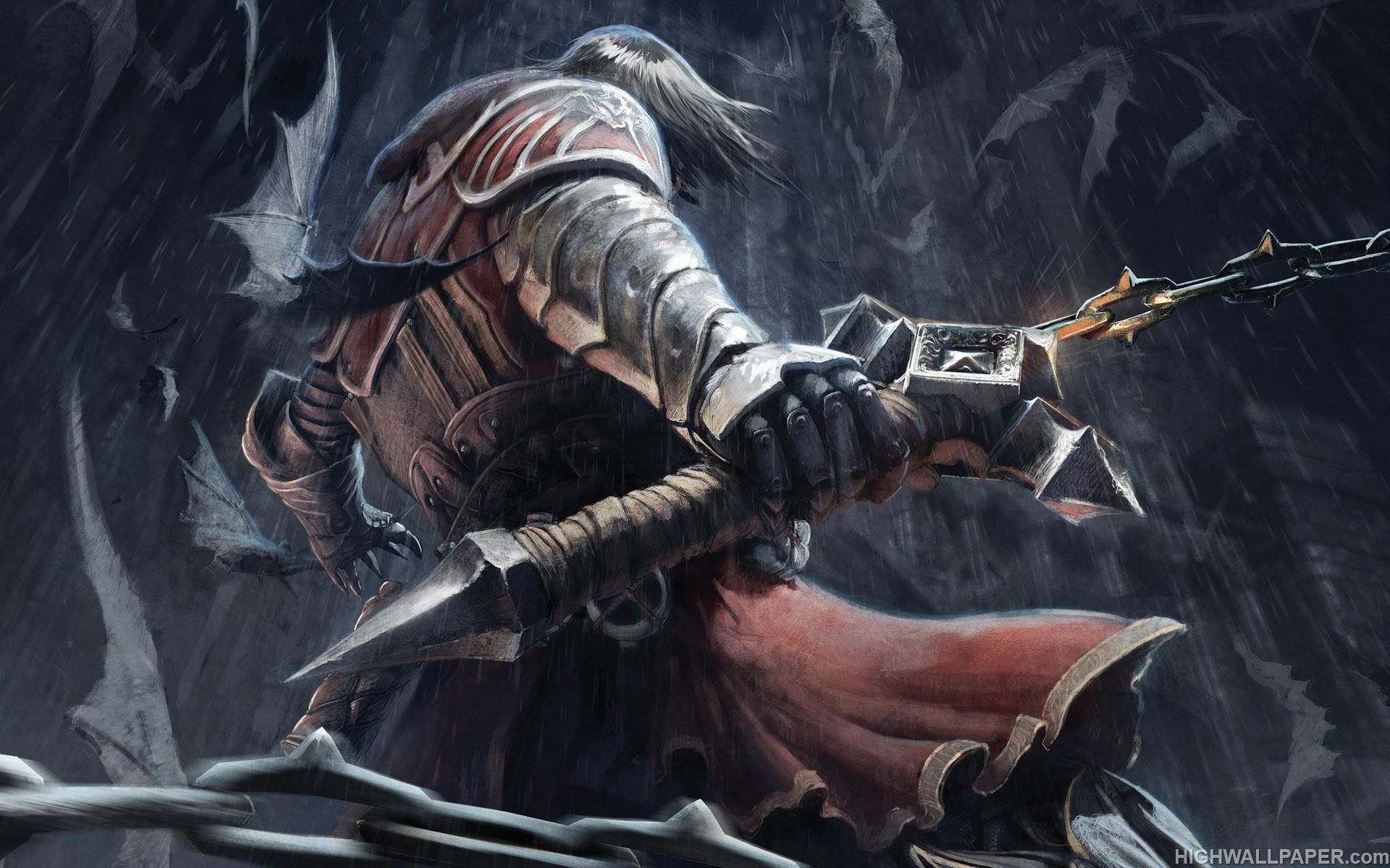 Chain Sword Warrior