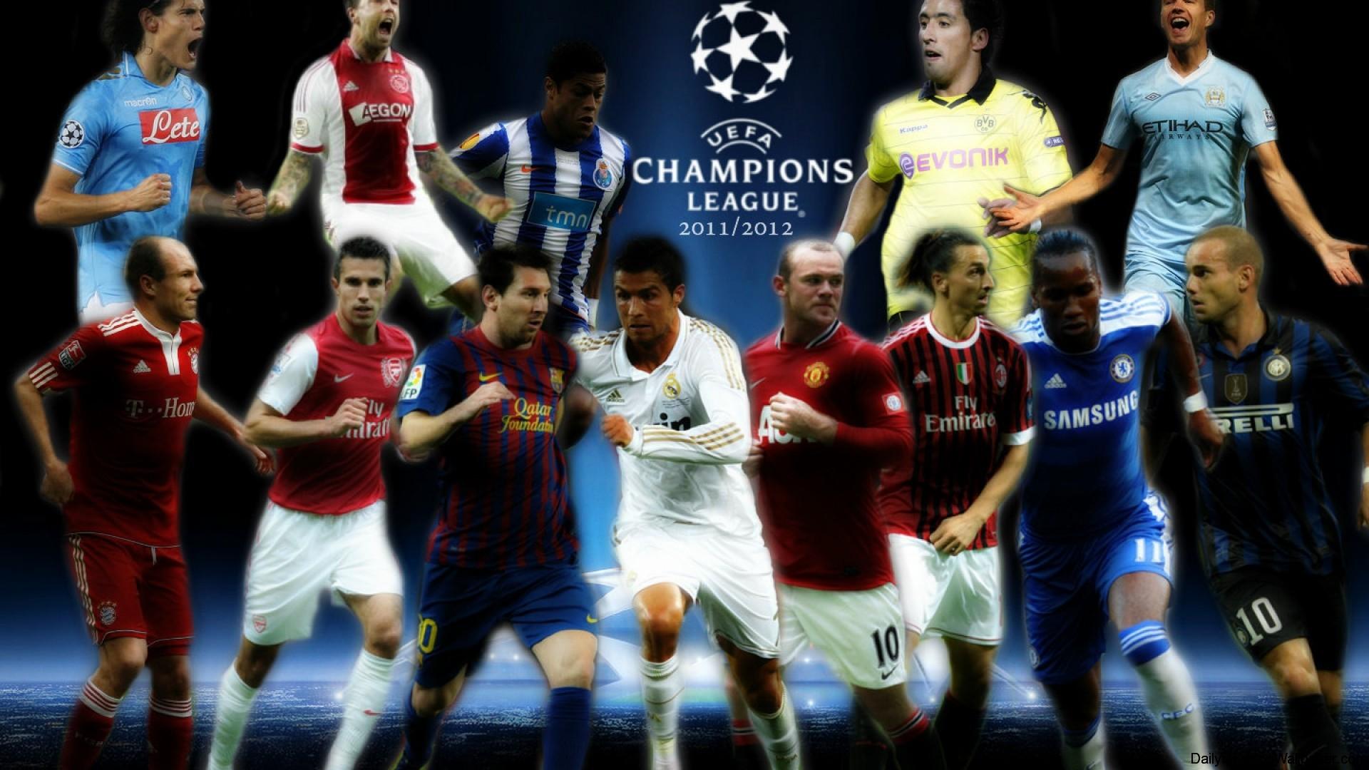 champions league wallpaper hd wallpaper highwallpaper com