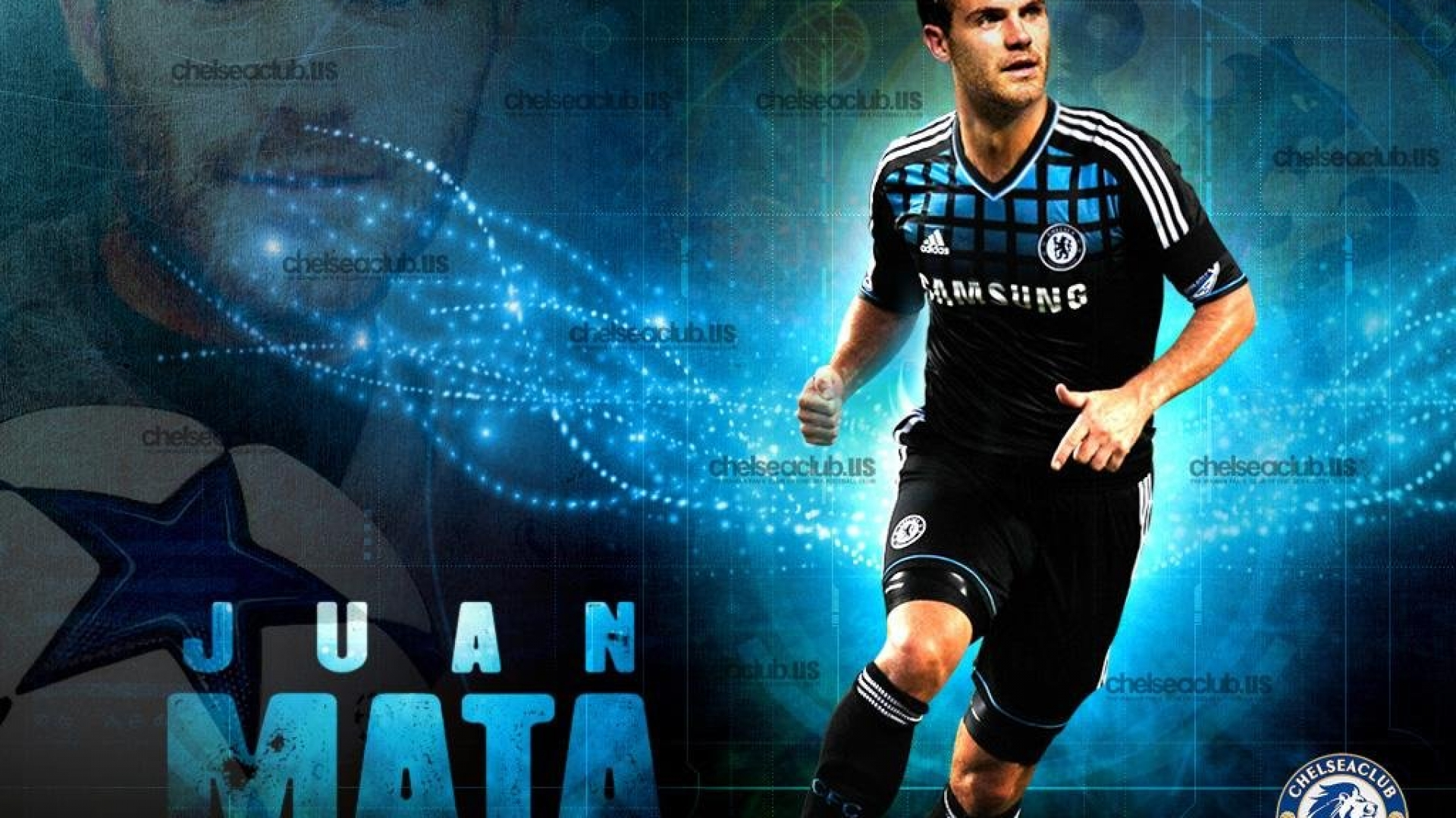 Chelsea-Wallpaper-Juan-Mata