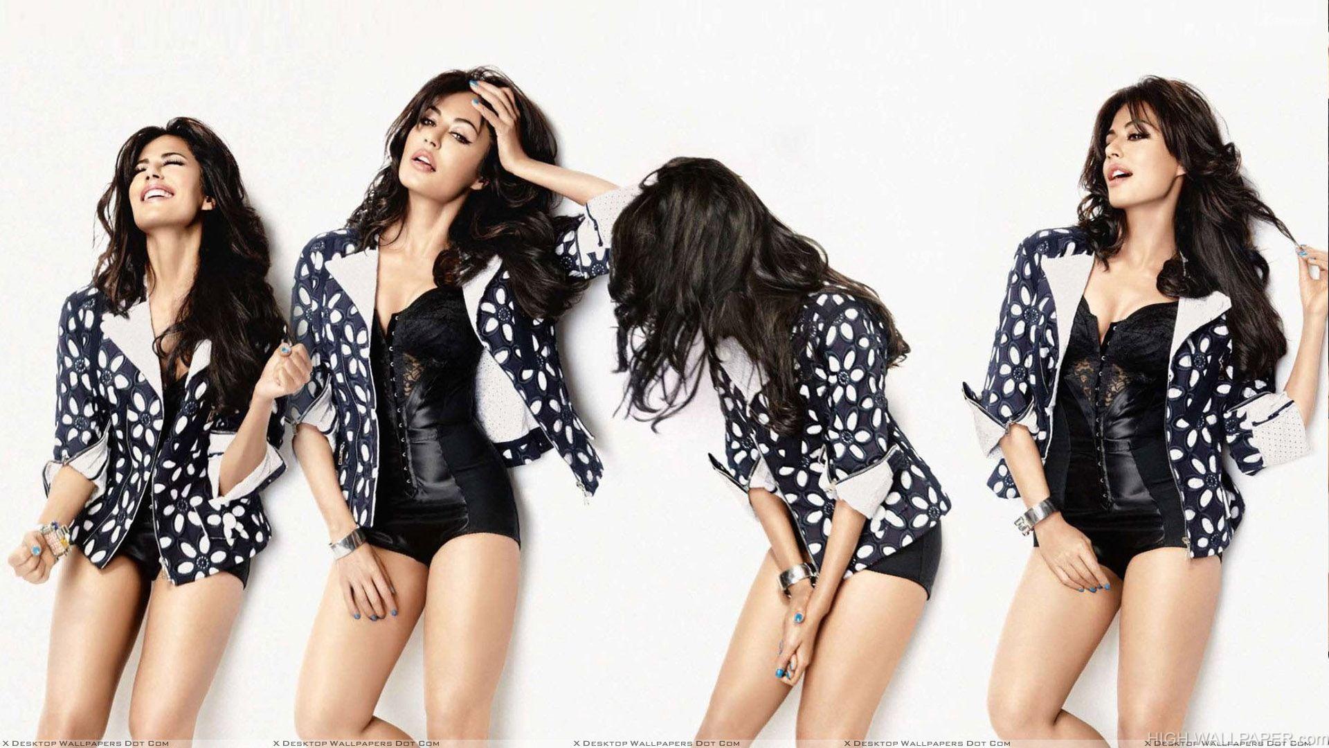 Chitrangada Singh In Black Dress Drefferent Pose Photoshoot