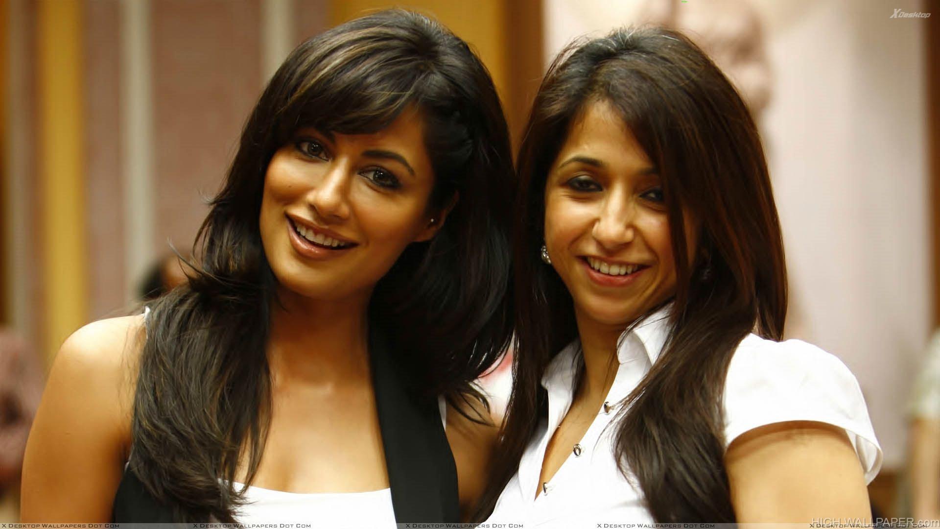 Chitrangada Singh Smiling With Producer Krishika Lulla Of Desi Boyz