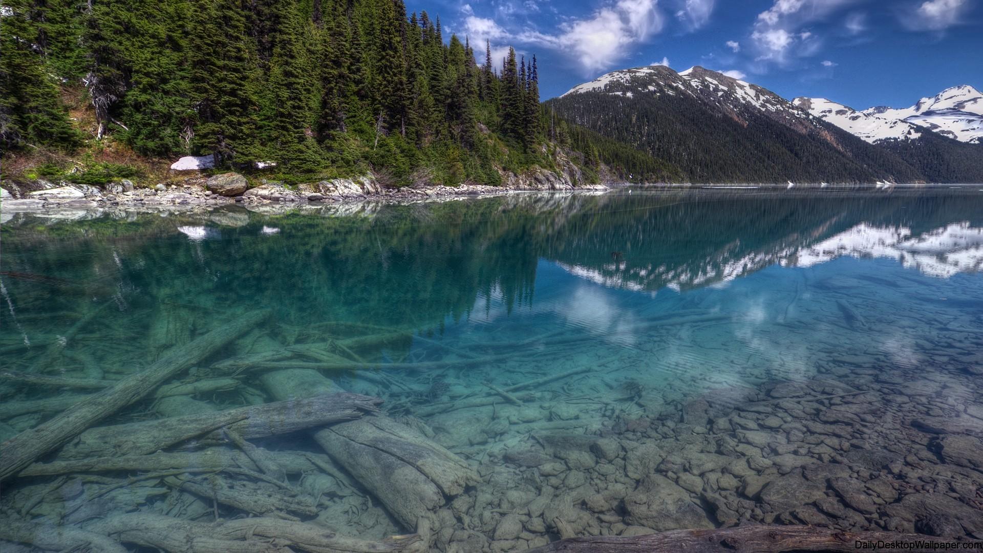 Clear-Lake-Wallpaper