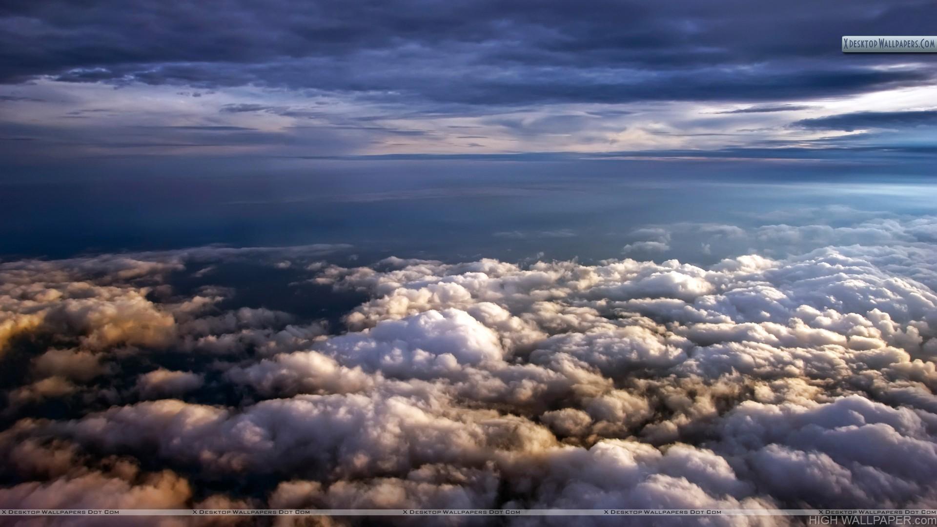 Clouds Scenery