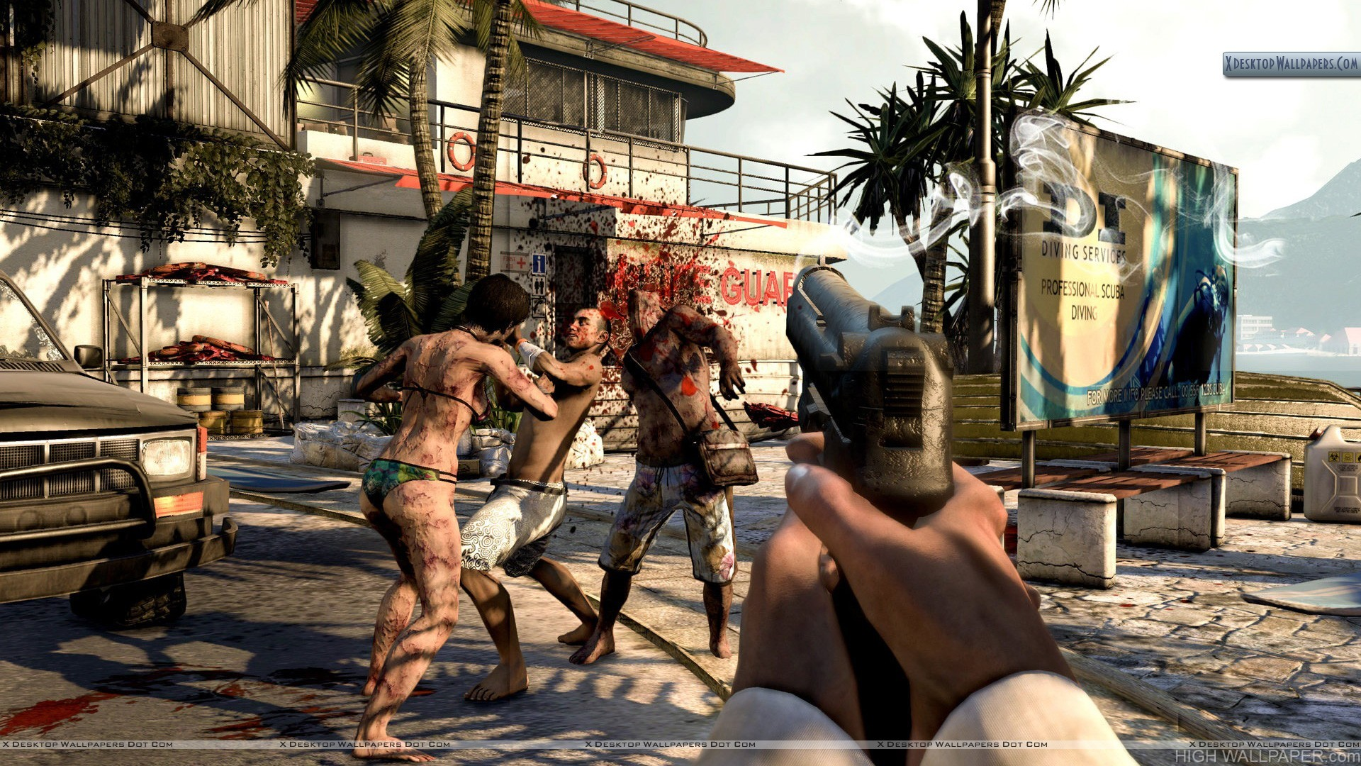 Dead Island What a Head Shot