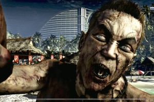 Dead Island Zoombie on My Screen