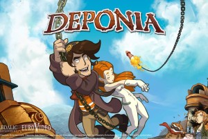 Deponia   Chained To A Rocket