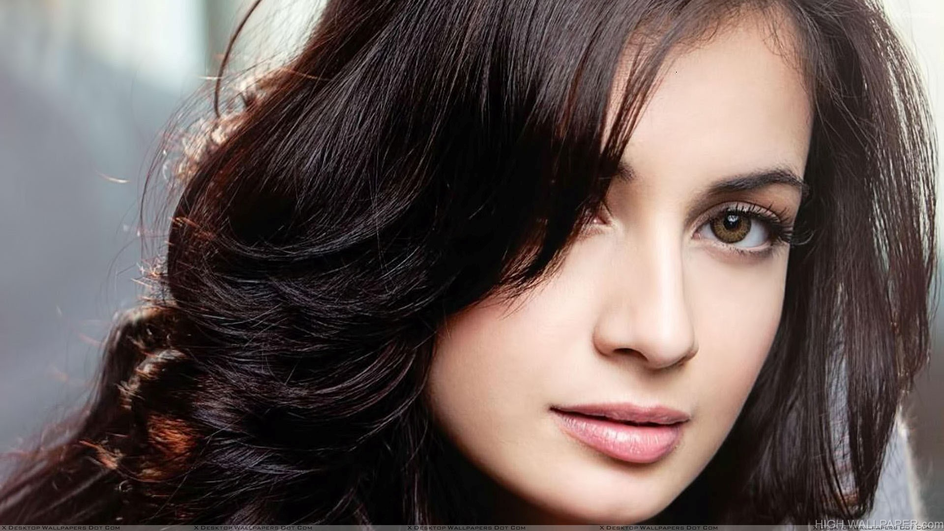 Dia Mirza Side Cute Face Closeup
