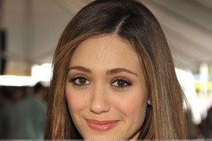 Emmy Rossum Face Closeup At John Varvatos 9th Annual Stuart House Benefit