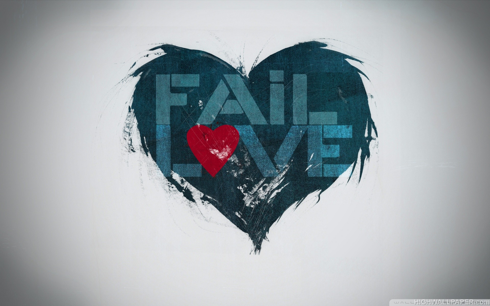 Fail Love Heart