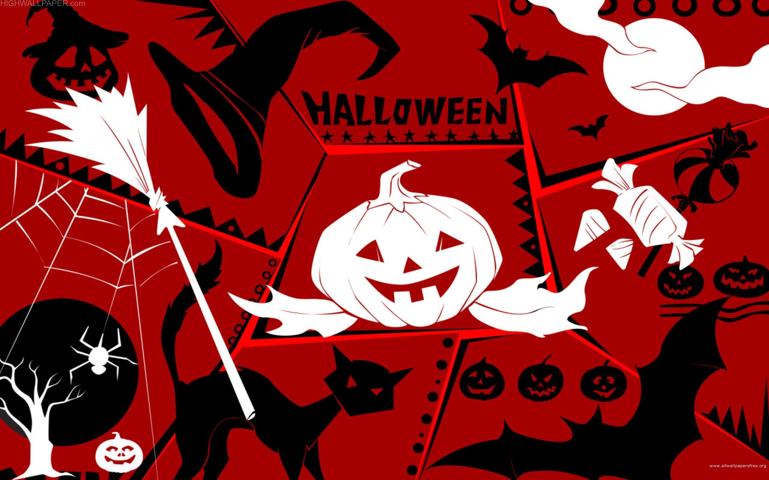 Happy Helloween Wallpaper