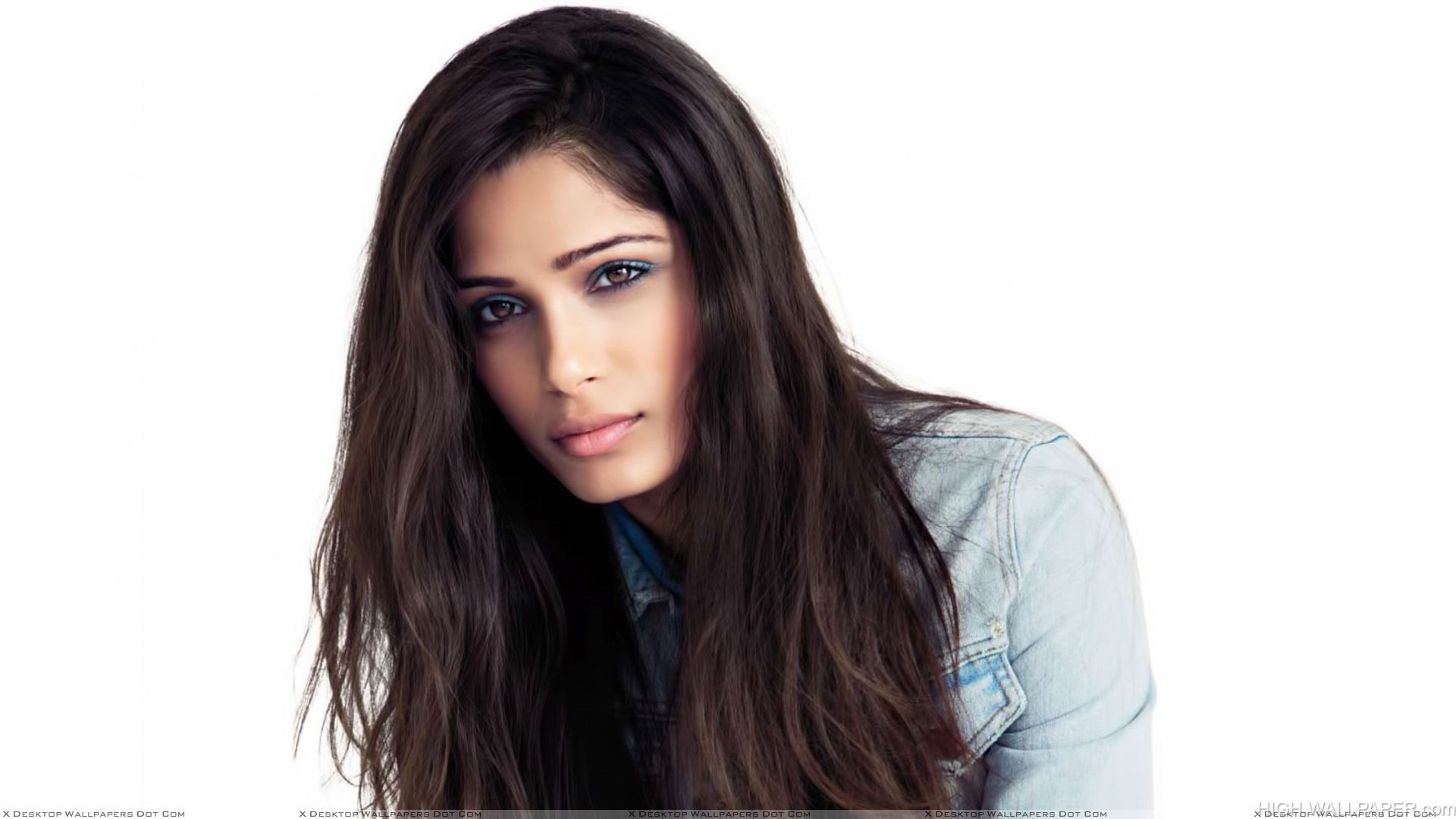 Freida Pinto Photoshoot For Nylon Magazine