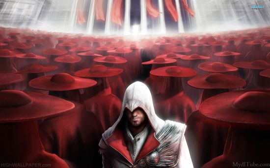 Assassin Creed in Red