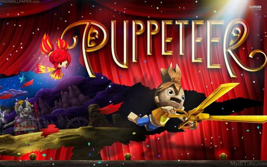 Pupeteer Character
