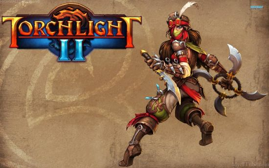 Torchlight two Character