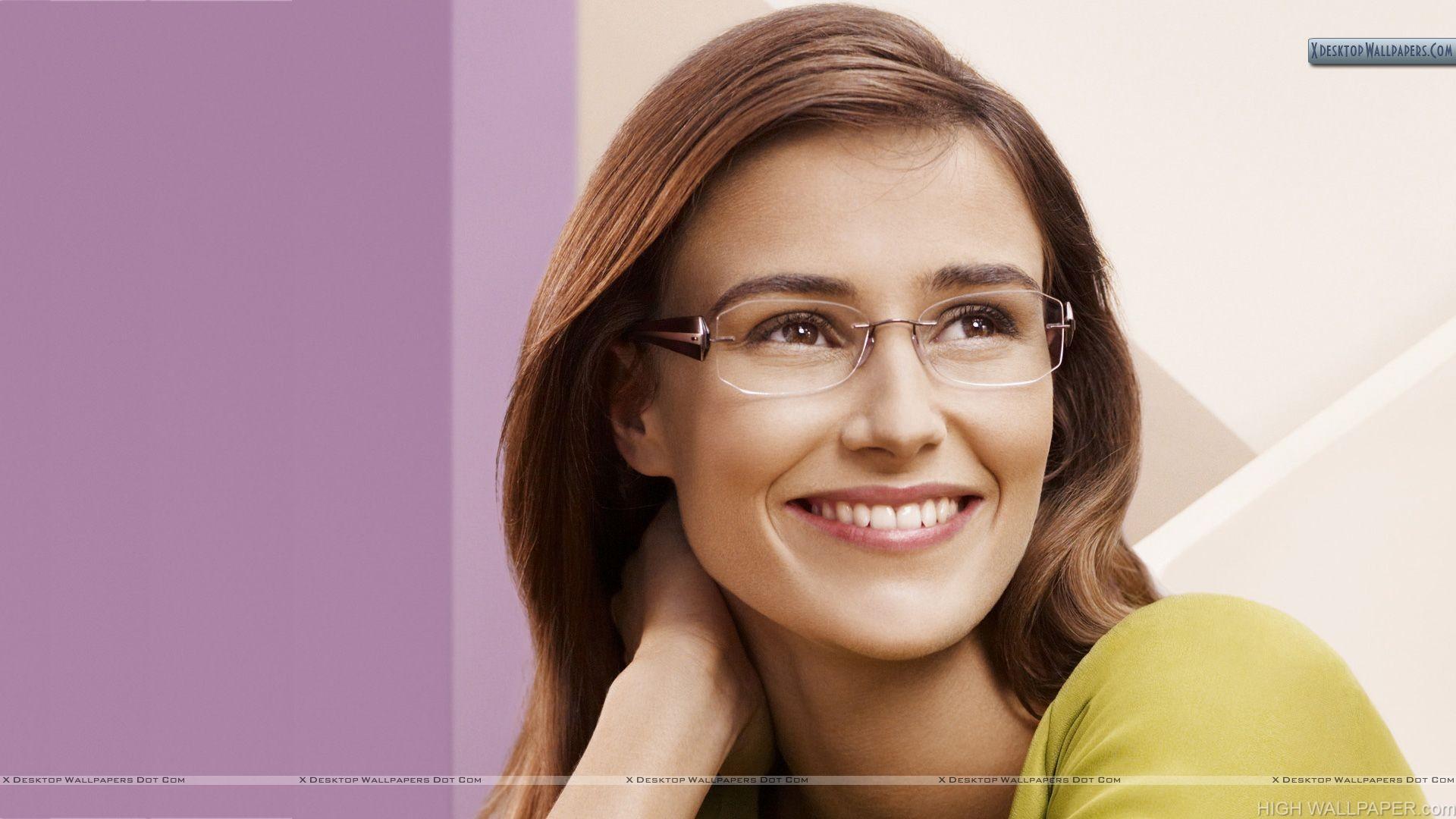 Girl Smiling Face Closeup