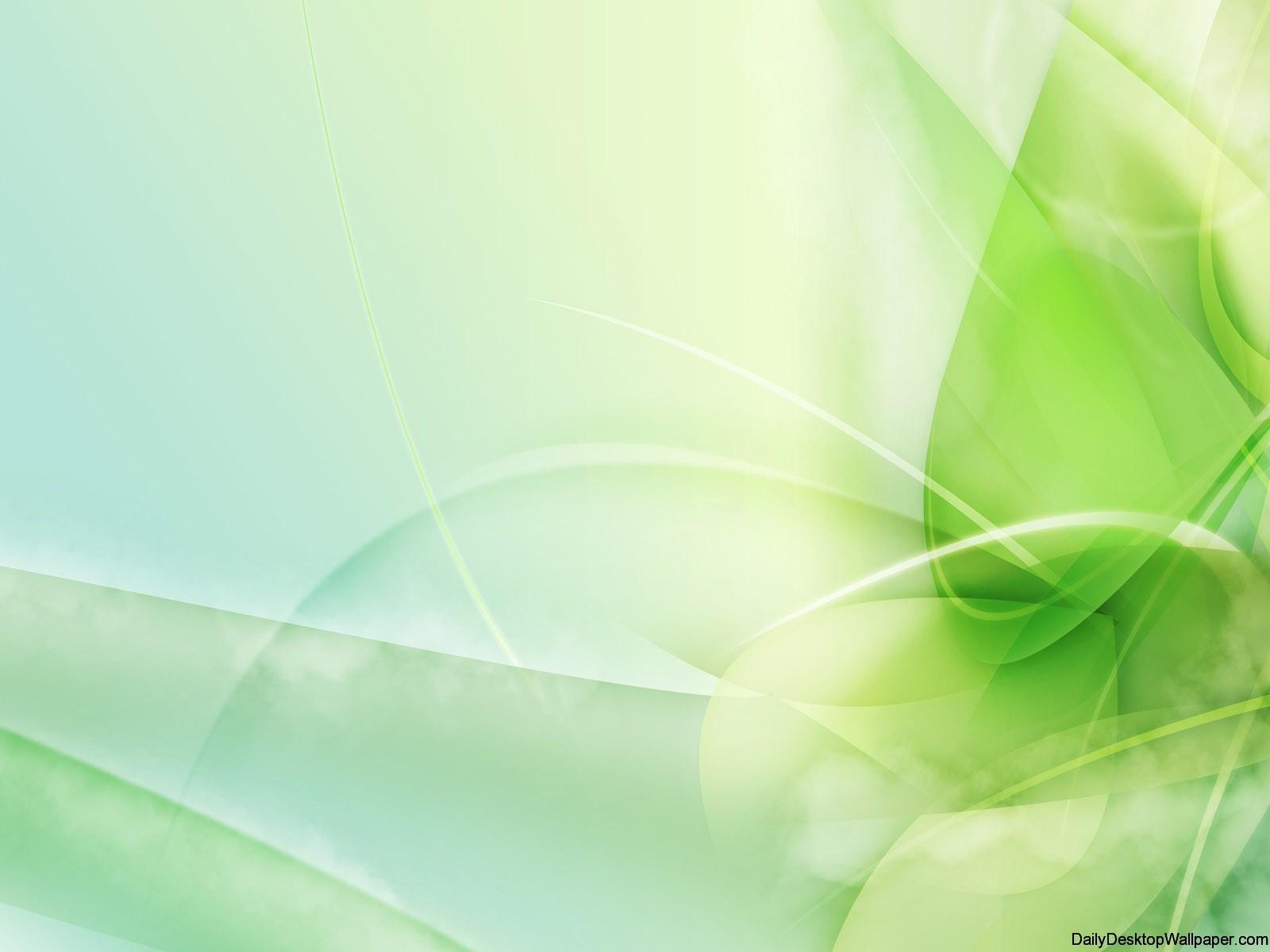 Green Abstract Wallpaper 9 Hd Wallpaper