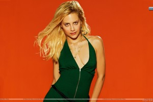 Green Dress Brittany Murphy