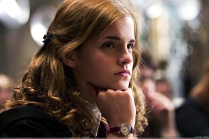 Harry Potter   Emma Watson As Hermione Granger