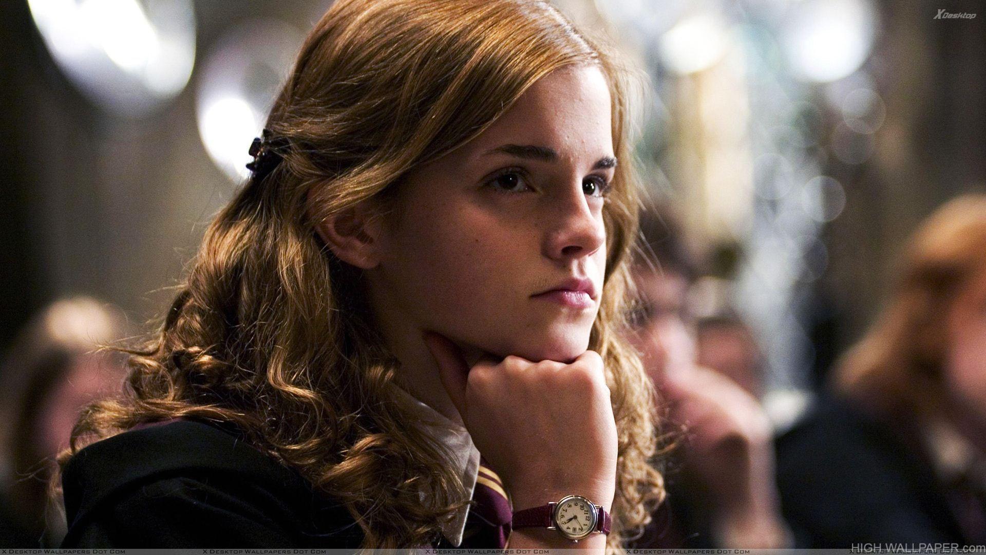 Harry Potter   Emma Watson As Hermione Granger