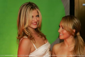 Hayden Panettiere with Ali Larter