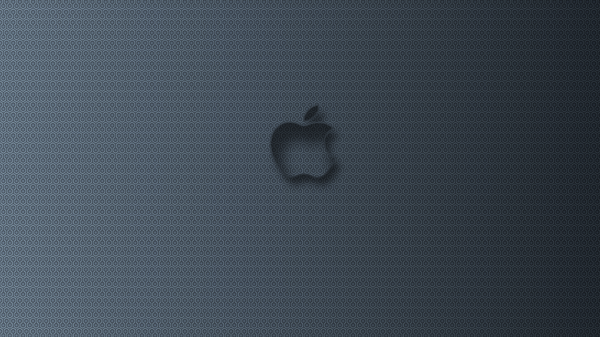 Hexagon-Apple-Wallpaper