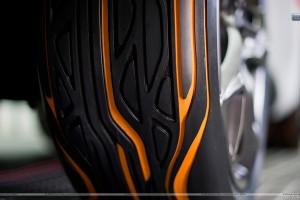 Hyundai Curb Tyre Closeup