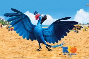 Jewel Dancing In Rio Movie