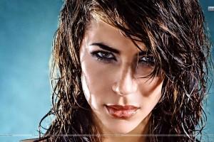 Karima Adebibe HD Quality Face Closeup Photo