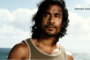 Lost   Naveen Andrews Curly Hairs