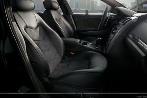 Maserati Quattroporte Sport Gt S Interior Seats