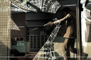 Max Payne 3 Firing From Windoe