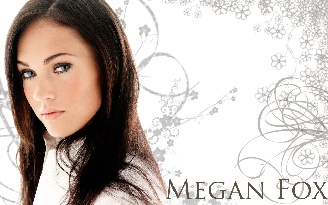 Megan Fox Wallpaper and Pics